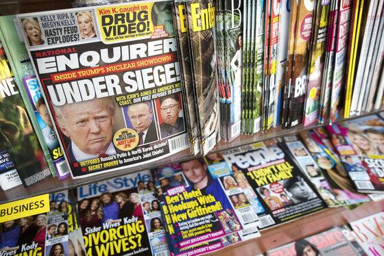 National Enquirer-Possible Sale