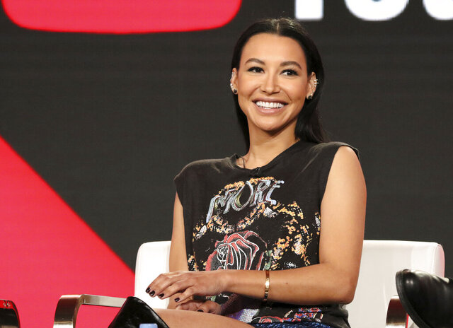FILE - In this Saturday, Jan. 13, 2018, file photo, Naya Rivera participates in the