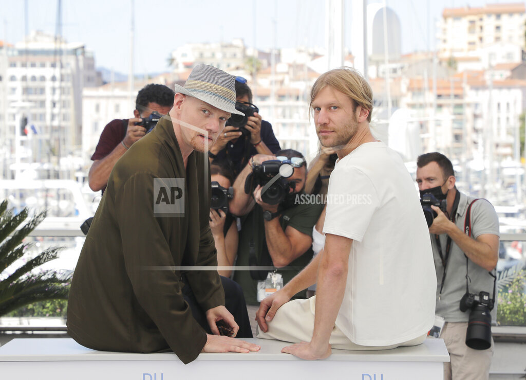 France Cannes 2021 Petrov's Flu Photo Call
