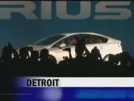 DV Detroit Auto Show