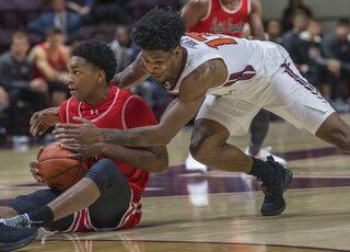 Saint Francis Virginia Tech Basketball