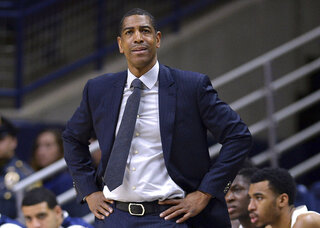 UConn-NCAA Violations Basketball