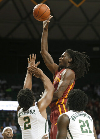 Jameel McKay, Rico Gathers, Taurean Prince