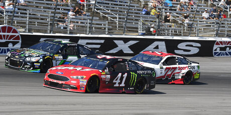 Kurt Busch, Erik Jones, Joey Gase