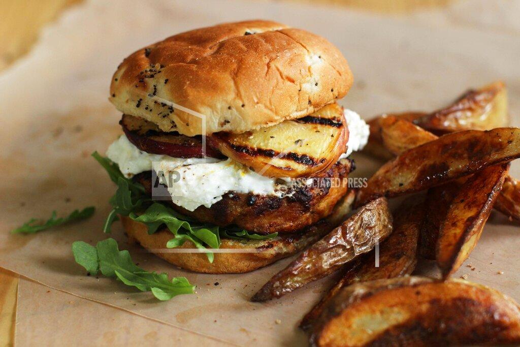 Food Healthy Turkey Burgers
