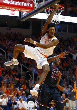 Lenoir-Rhyne Tennessee Basketball