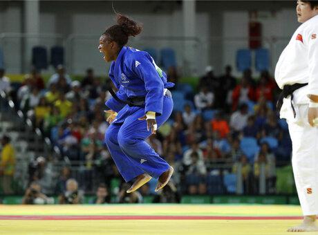 Rio Olympics Judo Women
