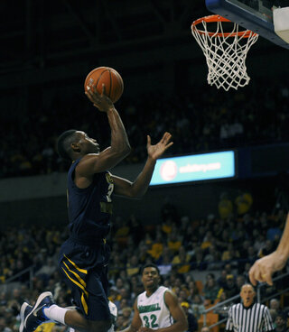 West Virginia Marshall Basketball