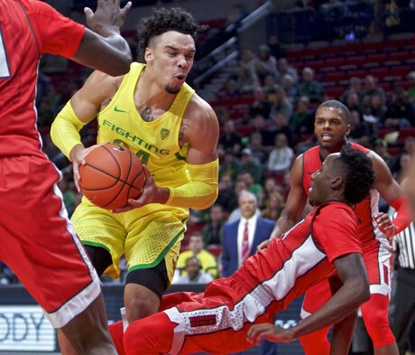 Dillon Brooks, Kris Clyburn