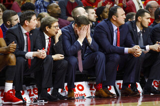 Texas Tech Iowa St Basketball