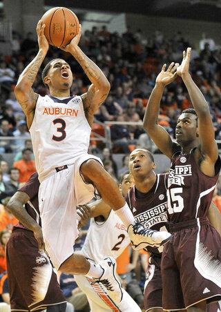 Auburn Basketball 2014