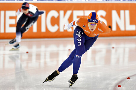 Netherlands Speed Skating European Championships