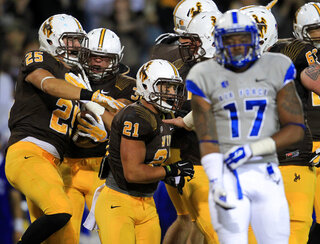 Air Force Academy University of Wyoming Football