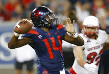 S Utah Arizona Football