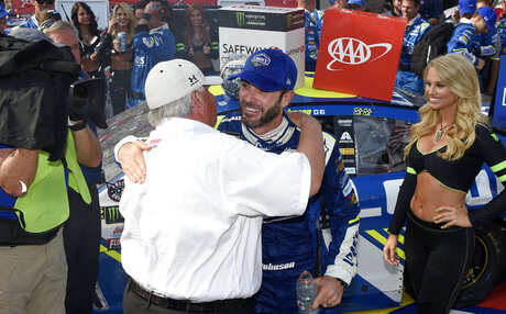 RIck Hendrick, Jimmie Johnson