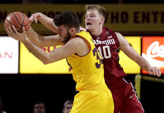 Stanford Arizona St Basketball