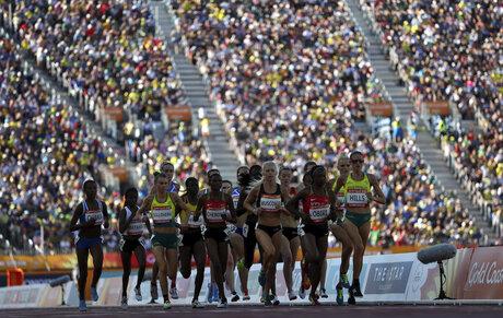 Australia Commonwealth Games Athletics