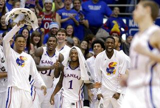 Colorado Kansas Basketball