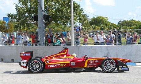 F1 Formula One Miami Auto Racing