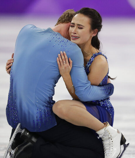 Pyeongchang Olympics Figure Skating Ice Dance
