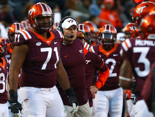 Georgia Tech Virginia Tech Football
