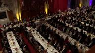 UK Lord Mayor's Banquet