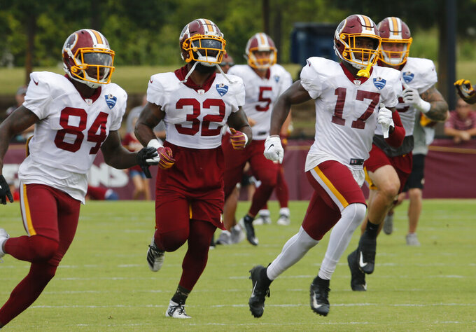 Redskins to offer gambling-focused preseason telecast