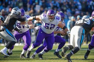 Vikings Easton IR Football