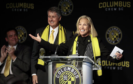 MLS Columbus Soccer