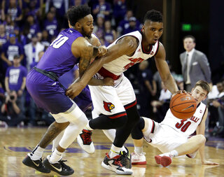 Louisville Grand Canyon Basketball