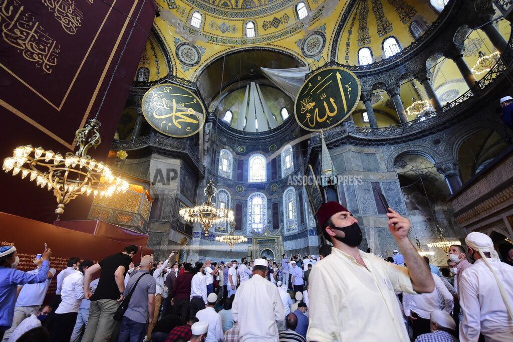 Turkey Hagia Sophia