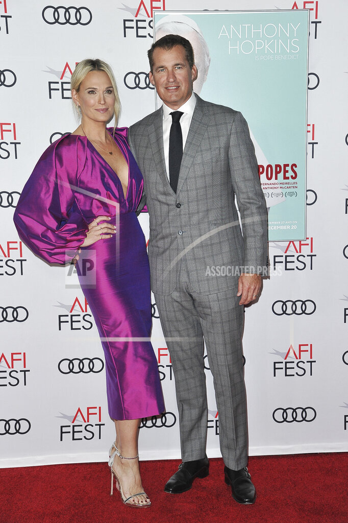 """2019 AFI Fest - """"The Two Popes"""""""