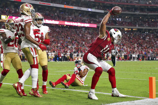 49ers Cardinals Football