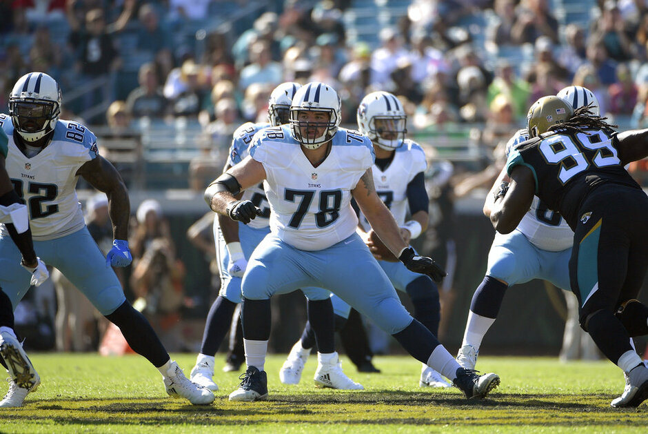 Titans Offensive Line Football