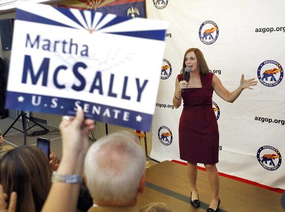 Election 2018 McSally