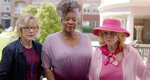 """This image released by Gravitas Ventures shows, from left, Jane Curtain, Loretta Devine and Ann Margret in a scene from """"Queen Bees."""" (Gravitas Ventures via AP)"""