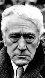 FILE - In this 1938 file photo, Kenesaw Mountain Landis, baseball's first commissioner, is shown at age 78. The legacy of Landis is