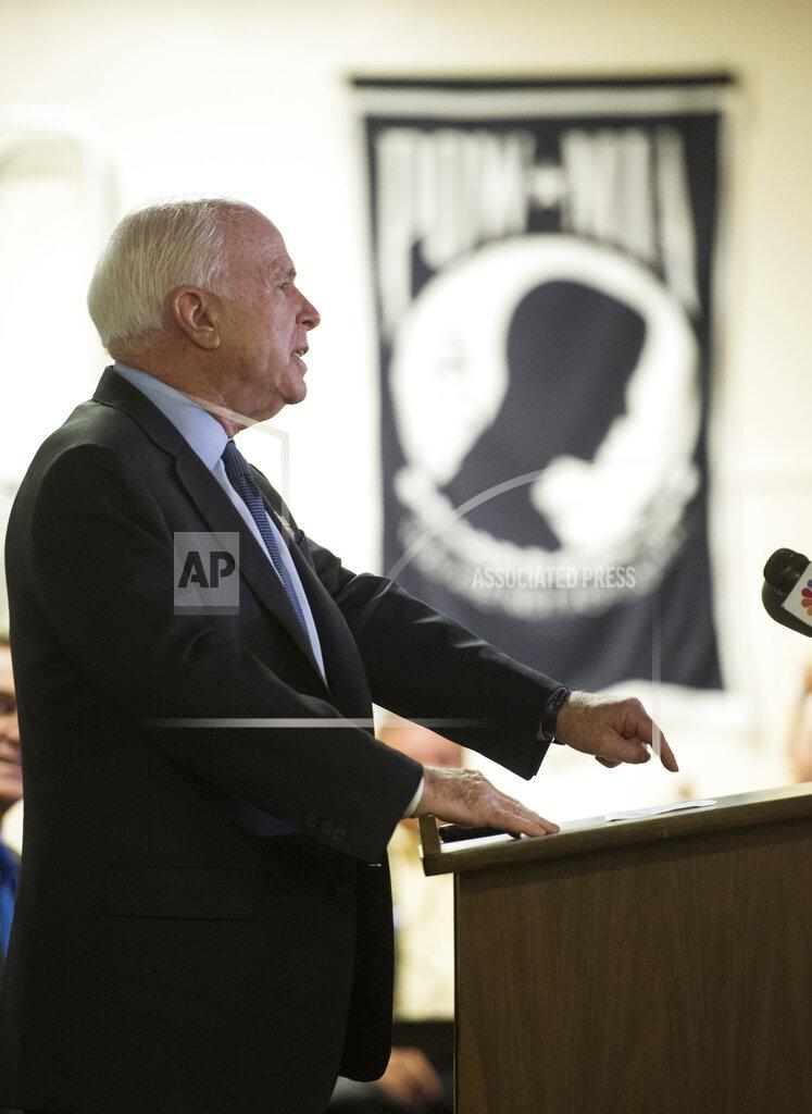 Senate Georgia McCain
