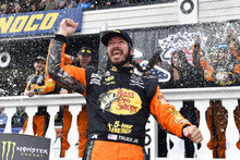 NASCAR Truex Push Auto Racing