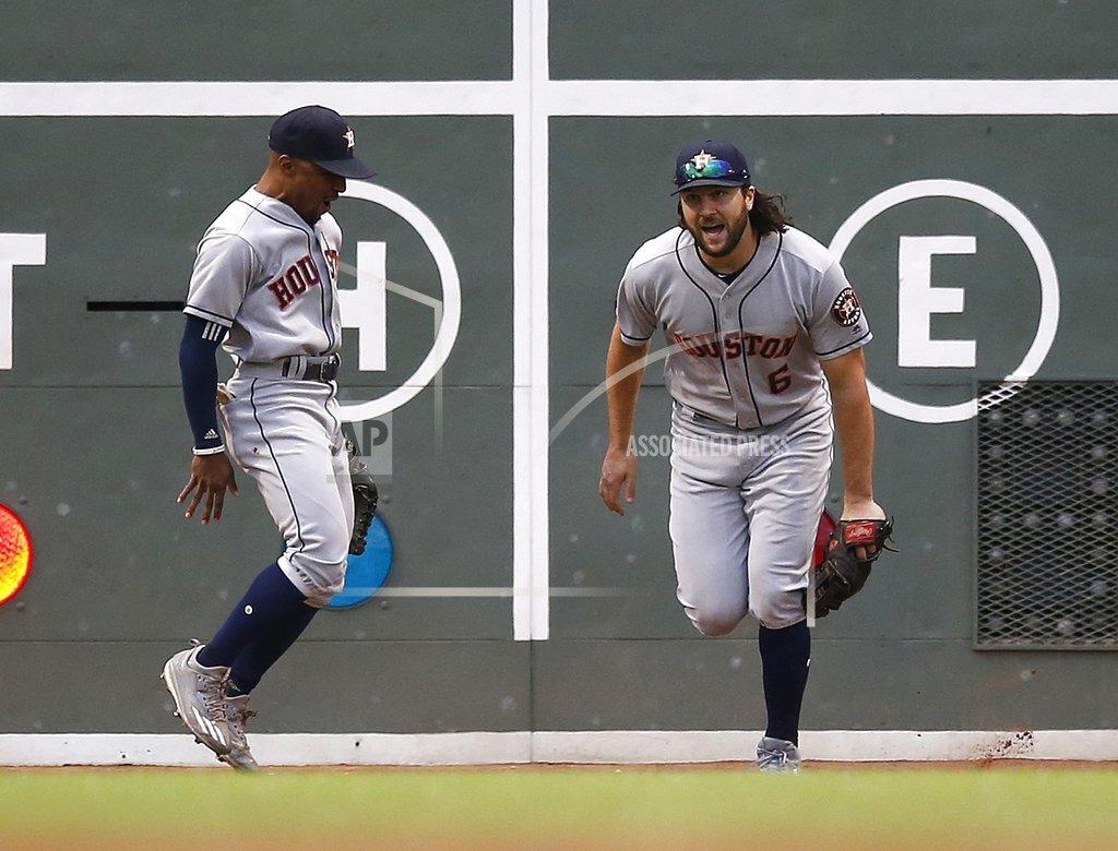 Astros Red Sox Baseball