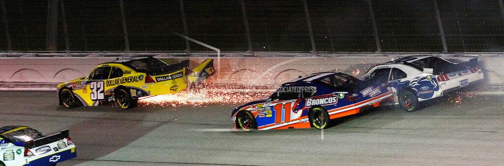NASCAR Atlanta Nationwide Auto Racing