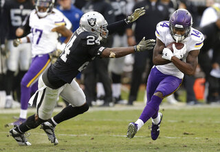 Stefon Diggs, Charles Woodson