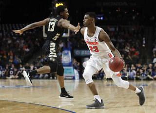 ACC Wake Forest Syracuse Basketball