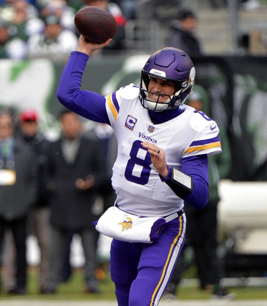 Packers Vikings Preview Football