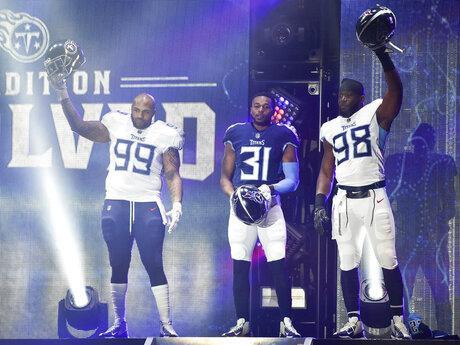 NFL Meetings 2019 Draft Football