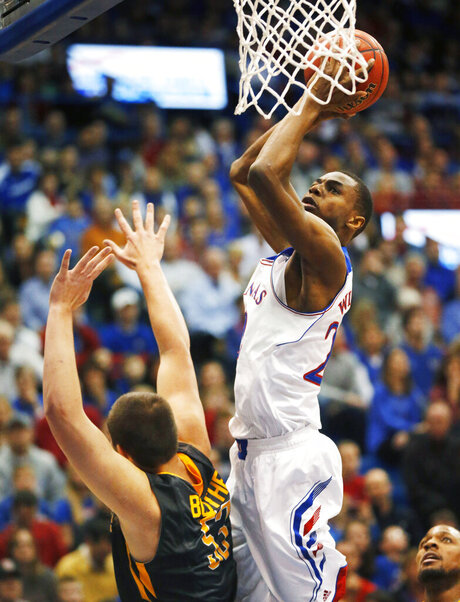 Andrew Wiggins, Nathan Boothe