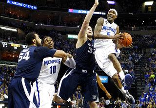 Xavier Memphis Basketball