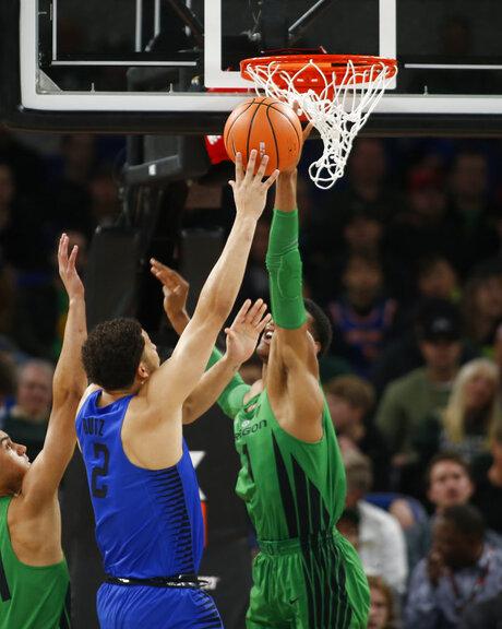 Oregon DePaul Basketball