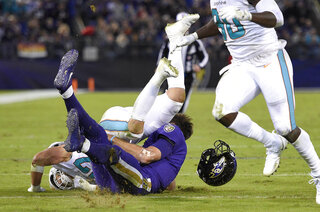 Kiko Alonso, Joe Flacco