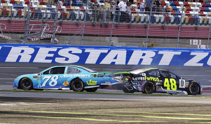 NASCAR Cup Series at Charlotte